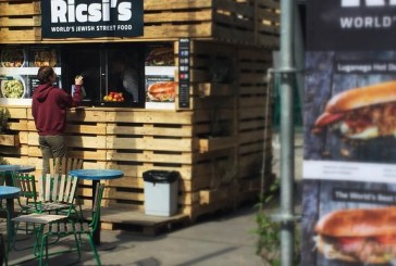Ricsi's – World's Jewish Street Food